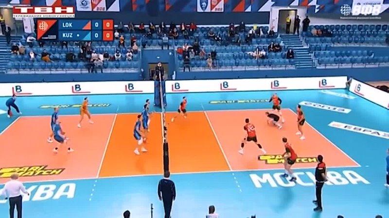 Волейболисты Кузбасса остались без медалей
