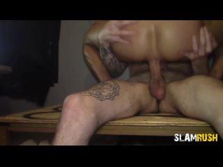 Desperate Dumpster -  Gay, Bareback, Group, Sex, Anal, Gangbang