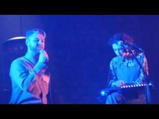POMME feat. Pierre Lapointe | La Science du Coeur | fan video 1 | live @ café de la danse, paris |