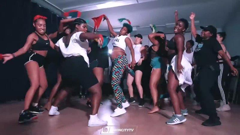 Born2Perform Ki dance video on Wetty Beatz 'Ting Go Nice Again'
