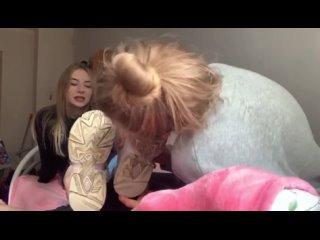 Mistress Girl Feet Worship