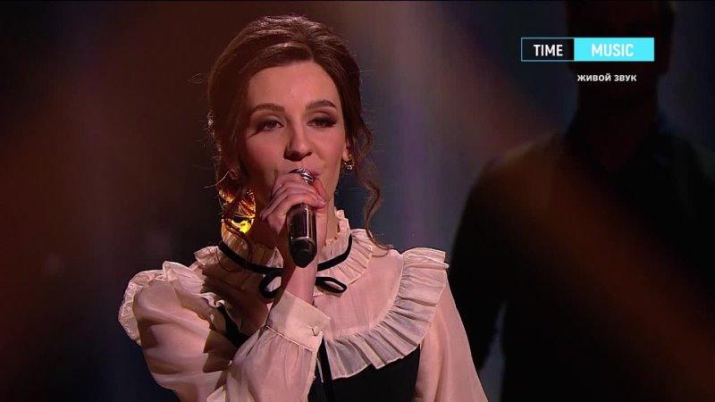 Анастасия Je suis Malade Cover vers Lara Fabian из шоу Музыкальная Интуиция Лучшие Моменты