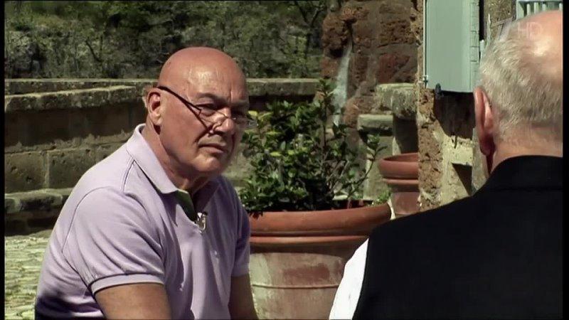 Их Италия 4 серия Обыкновенный гений Гуэрра и Мюллер Путешествия Познера и Урганта