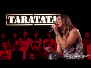 Zazie   Taratata   Interview   Июнь 2013