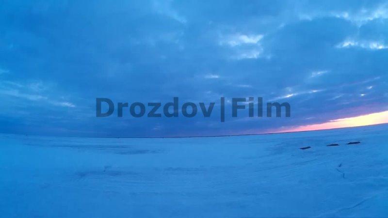 Ловля окуня на Кубенском озере со льда