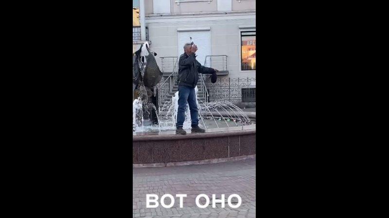 Шокирующие кадры демонстрации силы агентов российских спецслужб