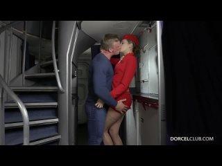 Elena Koshka Stewardess Needs