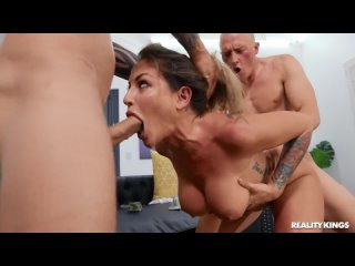 Kissa Sins - Cumming On The Cleaning Lady - Porno, All Sex, Hardcore, Blowjob, Gonzo, Porn, Порно