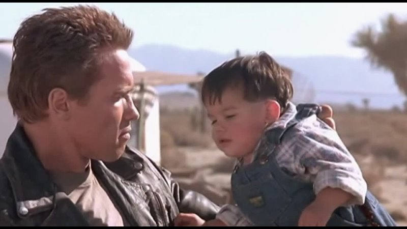 Arnold Schwarzenegger Terminator 2 Judgment Day 1991