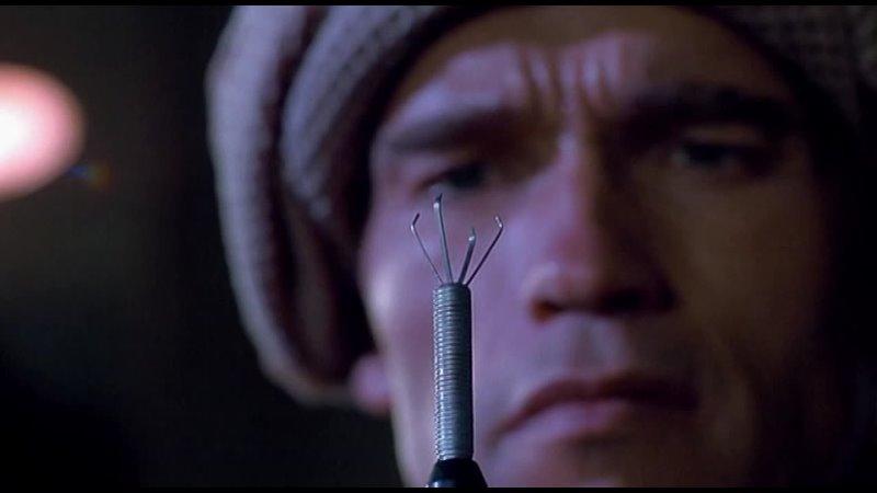 Arnold Schwarzenegger Total Recall Вспомнить всё 1990
