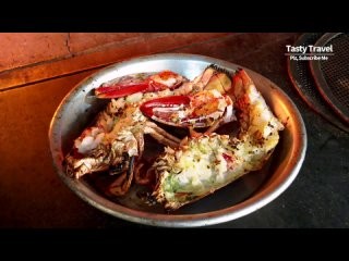[Tasty Travel 맛있는 여행] 런닝맨 피자, 살아있는 랍스터 피자, 피자 월드컵 1등 달인 피자, Running Man Pizza, Amazing Living Lobster Pizza, Korean Food