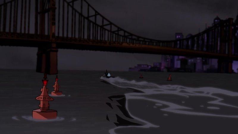 Бэтмен 2004 S3E03 Тёмный Рыцарь что должен вспомнить Sub Toon Inc