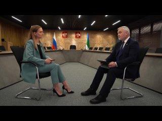 Владимир Уйба о стратегической сессии