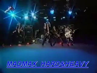 "BONFIRE [1987] ""Sweet obsession"" (RARE) ///☆★☆★☆"