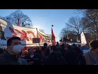 Live aus Wien: Großdemo für die Freiheit | Aperio Media Report