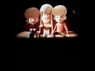 Сегодня мы с ребятами посетили кинотеатр и посмотрели веселый и захватывающий по своему сюжету мультфильм 'Зверокрекеры'). Дети