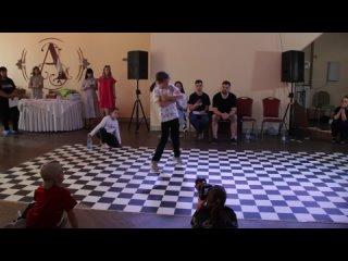 UNF 23/05/21 | HIP-HOP дети 7-9 лет 1/4 финала | Качалина Ксюша, Якушечкина Василиса