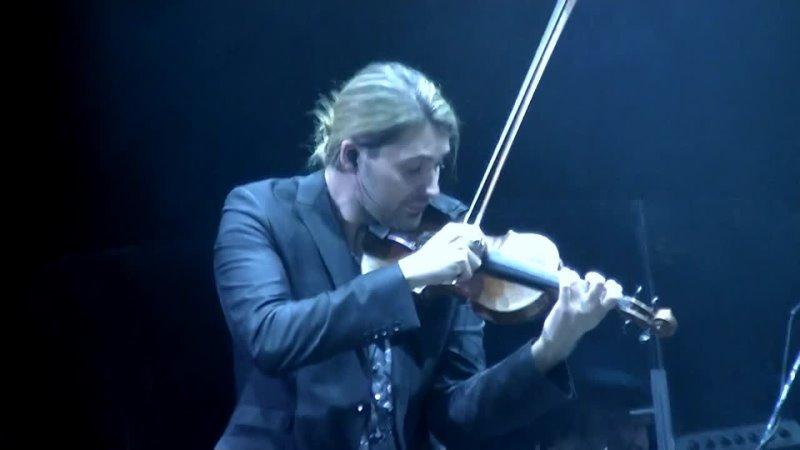 David Garrett en Argentina 2017