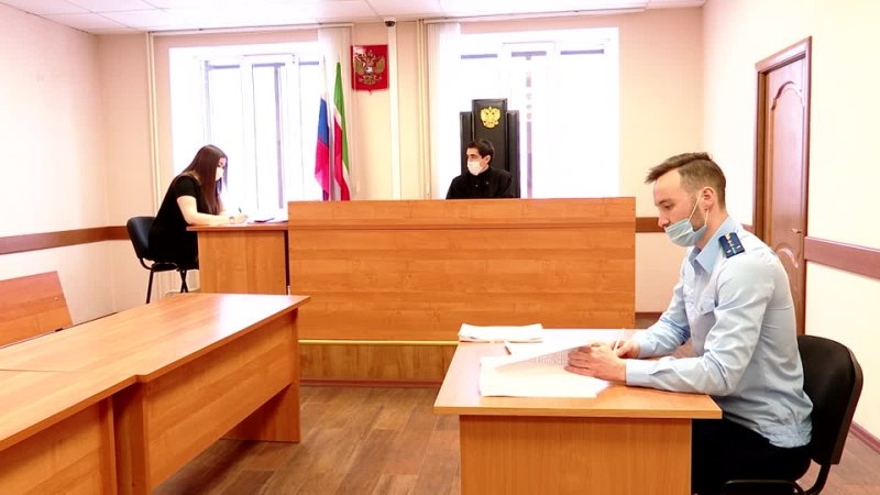 Альметьевца обвиняют в покупке наркотиков, подделке документов и повторной езде в нетрезвом виде