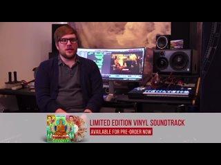 Патрик Стамп для промо саундтрека к «Changeland».