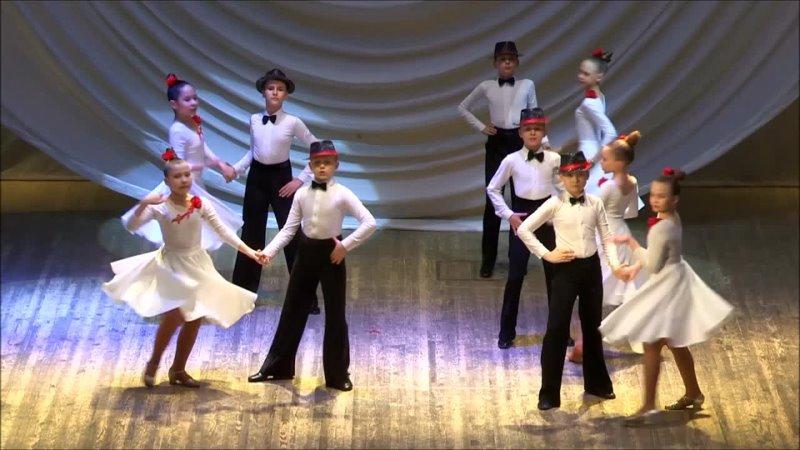 Формула танца В ритме танго