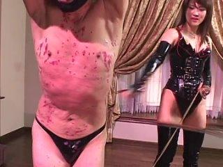 Japanese Femdom with Mistress Na... - video 5