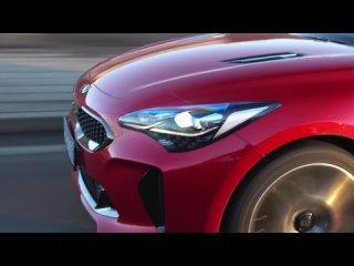 Самый-самый Kia 2021 быстрее Порш Панамера! Новый Киа Стингер GT за почти 4 млн руб