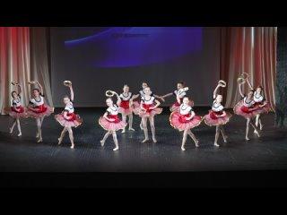 """""""Тарантелла"""". Детская балетная студия Музыкального театра РК."""