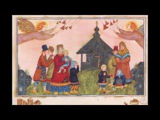 Пасхальное поздравление Детская пасхальная песня Светлый день Юлия Славянская