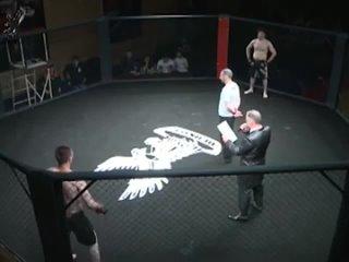 [ACA MMA] Berkut Cup 2013: Хамзат Усманов vs. Халид Мадаев | Hamzat Usmanov vs. Halid Madaev