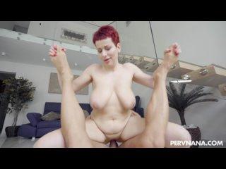 Зрелая тётя трахает любимого сына, sex POV mom porn family incest milf mature tit boob ass butt saggy home pussy (Hot&Horny)