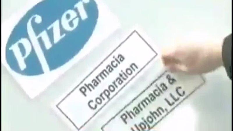 Big Pharma ( pfizer ) creates imaginary companies to Settle Billion Dollar lawsuits💰💰