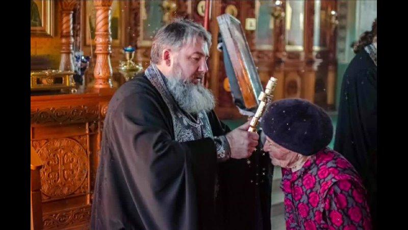 Продолжаем говорить о Покаянном каноне Андрея Критского