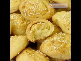 Прикольные соленые печенькиКулинария