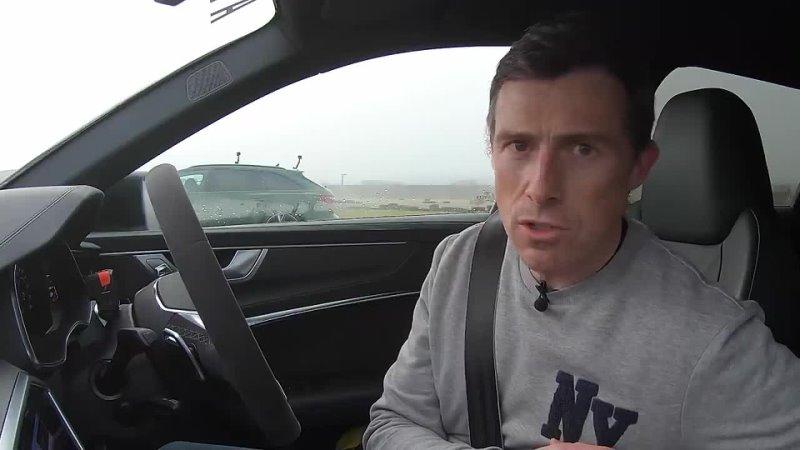 Carwow Русская версия Audi RS6 ГОНКА *тюнинг против стока*