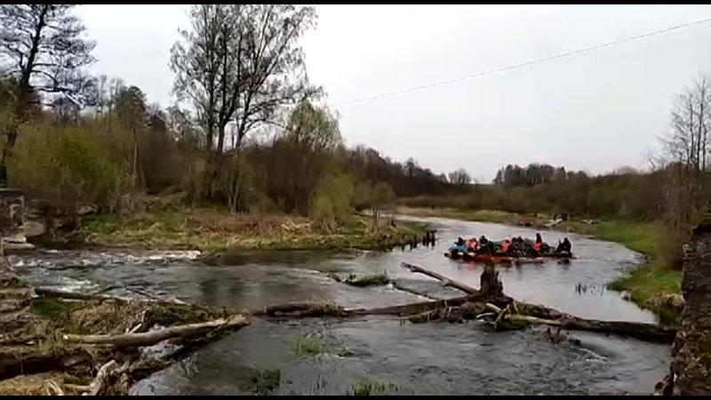 Сплав 1-2 мая Речные бродяги