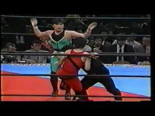 WKA Ikki Kajiwara Memorial Show 4-2-88 Volume 2