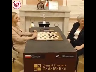 Тамара Тансыккужина защитила титул чемпионки мира по шашкам