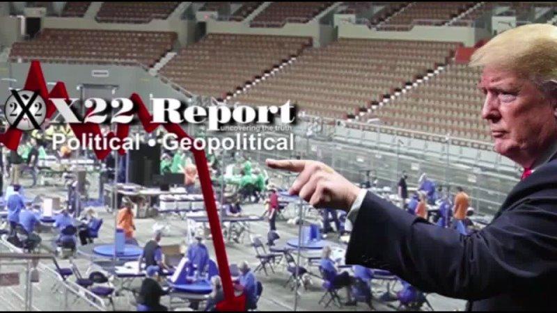 X22 Report vom 3.5.2021 - Wahlbetrug wird als GROSSE LÜGE bekannt werden - Wir haben sie alle erwischt - Wir haben sie alle