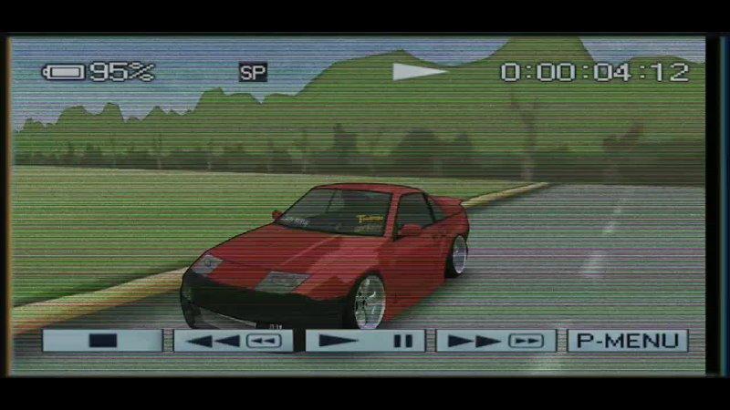 Nissan wa tada michi o doraibu shimasu.mp4
