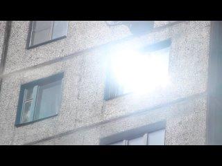 самое солнечно окно ( нашего дома)