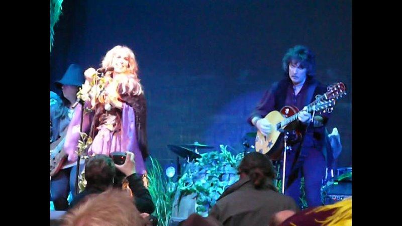 Blackmore's Night Locked Withing The Crystal Ball Burg Veldenstein 2011
