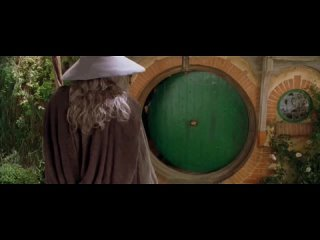 Пендальф приезжает в гости к Бульбе Сумкину. Властелин колец Братва и кольцо. (Перевод гоблина)