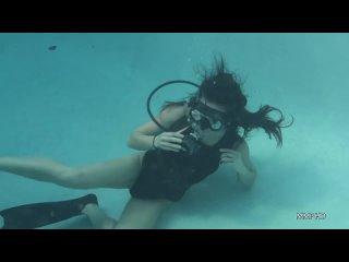 Ellie Murphy - scuba girl drowns in pool