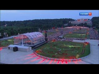 1520мск ``Концерт летним вечером в парке дворца Шёнбрунн``.(2018г.)