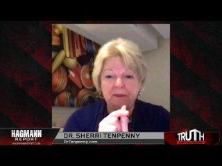 The Bullet Train to Auschwitz ! & Disruption to Blood-Brain Barrier ! -- Dr. Sherri Tenpenny