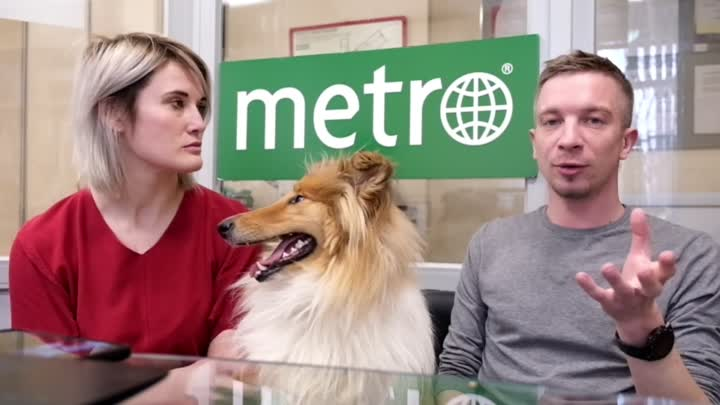 Онлайн-эфир Metro Разговор с ветеринарным врачом