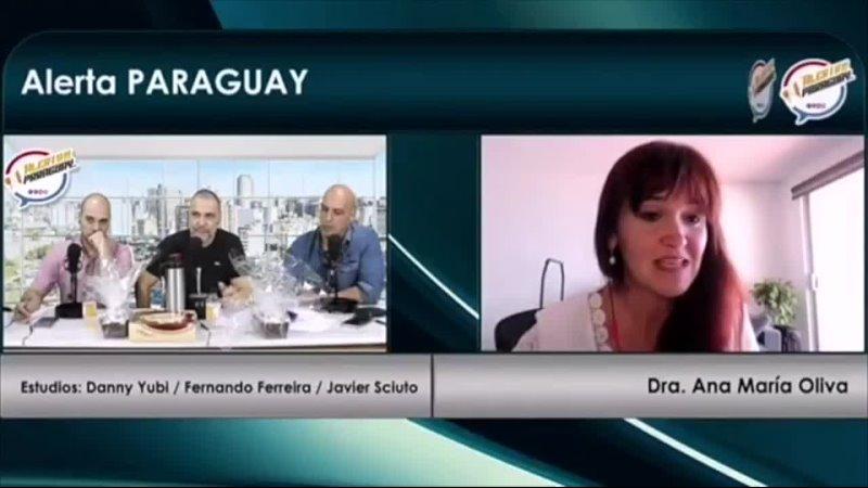 Ana María Oliva - Alerta Paraguay - Tolerancia.mp4