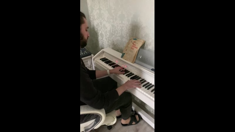 День Ангела Без обид piano version by Pavel Zhuravlev