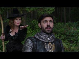 5 сез 9 серия. Мерида, Артур и шлем мужества